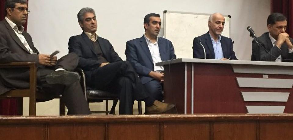 اظهارات رییس سازمان نظام روان شناسی در دیدار با اعضای استان خراسان