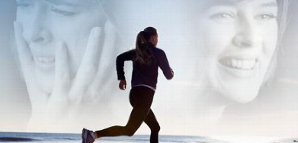 درمان افسردگی با ورزش جسم و ذهن