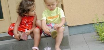 رفتار کاوش اندام جنسی و خودارضایی در کودکان