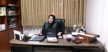خانم ساناز برزگر کهنمویی ، کاندیدای انتخابات شورای استانی سازمان نظام روانشناسی-آذربایجان شرقی
