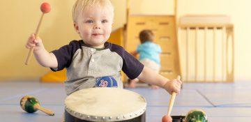 موسیقی و افزایش مهارت های زبانی کودکان