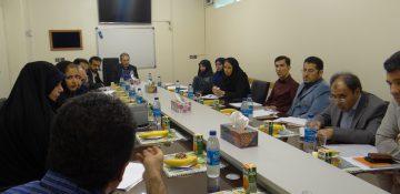 برگزاری جلسه توجیهی اساتید طرح آموزش ازدواج و خانواده جوانان