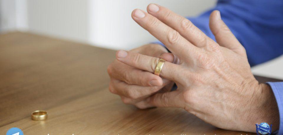 آسیب پذیری مردان در طلاق بیشتر است