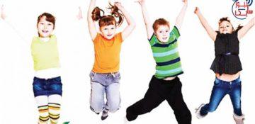 رابطه هوش و تحرک در کودکان