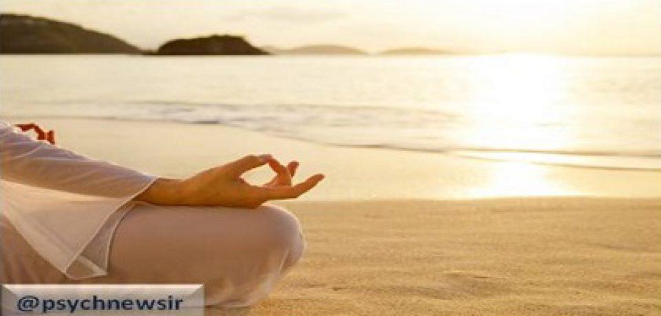 کاهش استرس با تمرینات یوگا