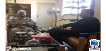 دیدار ریاست سازمان نظام با نماینده ولی فقیه در سپاه پاسداران