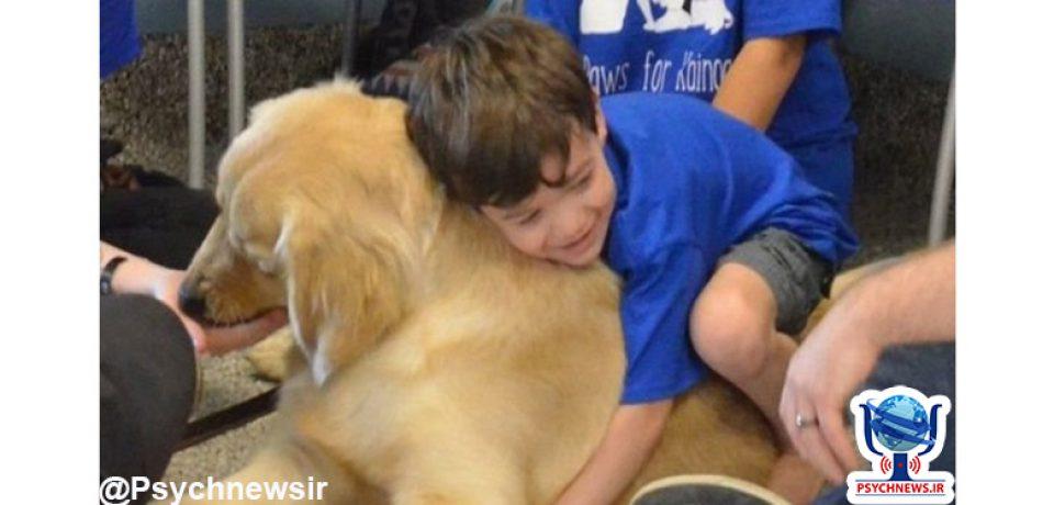 یک سگ تمام معادلات اوتیسم را به هم ریخت!