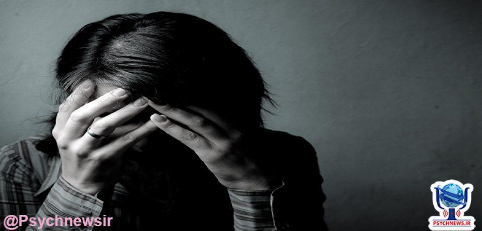 زنان ۲ برابر بیشتر از مردان دچار افسردگی می شوند