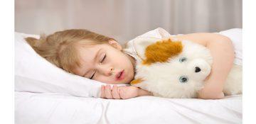 اختلالات خواب کودک را جدی بگیرید