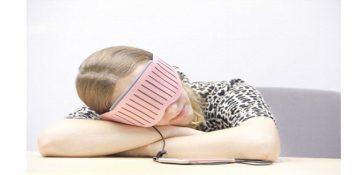 ساخت چشمبند هوشمند ناظر بر فعالیت مغز
