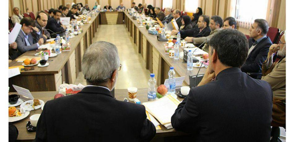 بیانیه پیشنهادی دکتر اللهیاری در نشست مشترک روسای دانشکده ها و مدیران گروههای روانشناسی و مشاوره