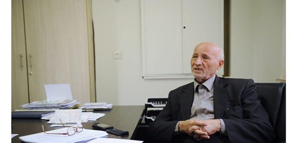 در هفتمین مراسم جایزه علمی دکتر کاردان از استاد احمد صافی تجلیل می شود