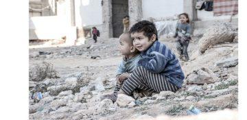 کودکان حلب چشم به راه حمایت های روانی