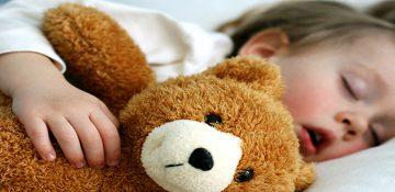۱۸ ماهگی بهترین سن برای جدا کردن جای خواب کودک است