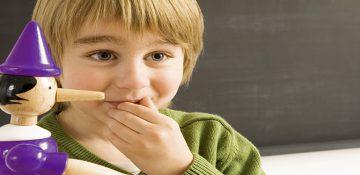 چرا کودکان دروغ می گویند؟
