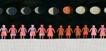 ژن های زنان در دوران پیش از قاعدگی تغییر می کند