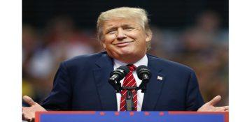 نگاهی به زبان بدن دونالد ترامپ در مراسم تحلیف
