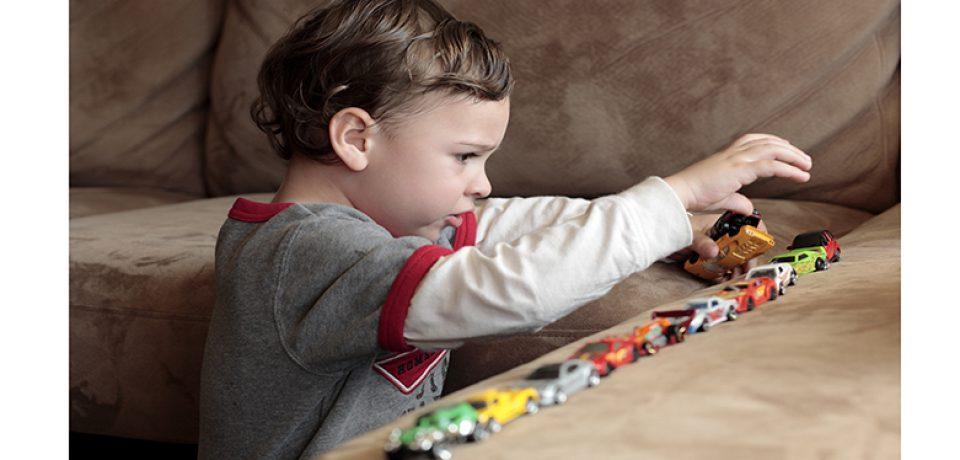 مشکلات گوارشی در کودکان اوتیسم با استرس در ارتباط است