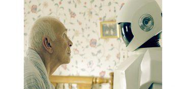 ساخت یک ربات برای سالمندان تنها