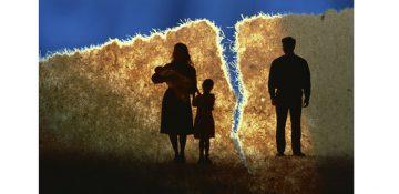 مروری بر تاثیرات طلاق بر کودکان