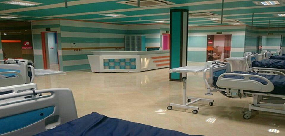 کمبود تخت بیمارستانی برای بیماران اعصاب و روان