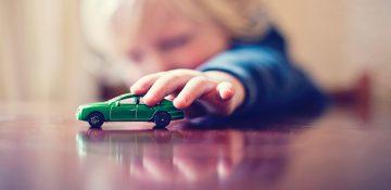 ساختار مغزی کودکان تک فرزند متفاوت است