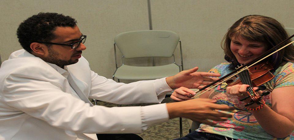 درمان بهتر بیماران توانبخشی با موسیقی درمانی