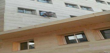 جزئیاتی از اقدام به خودکشی بیمار افسرده در بیمارستان امام خمینی