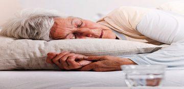 تاثیر آلزایمر بر خواب