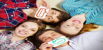 تاثیر روابط دوستانه قوی دوره نوجوانی بر سلامت روان