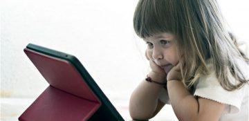 اسباببازیهای الکترونیکی عامل تحلیل کیفیت و کمیت زبان نوزادان