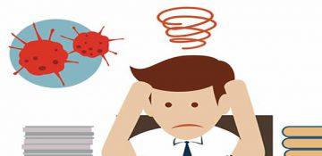 استرس خطر ابتلا به سرطان را افزایش می دهد