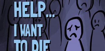 ۱۰ راه برای کمک به کسی که قصد خودکشی دارد