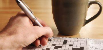 حل کردن جدول کلمات متقاطع چه اثری روی سلامتی ما دارد؟