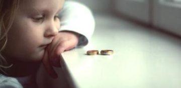 طلاق به تلخی مرگ