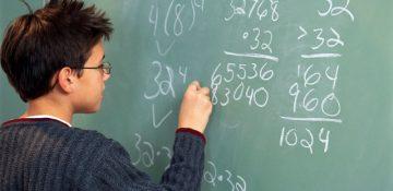 مغز افراد دوزبانه سرعت بیشتری در محاسبات ریاضی دارد.