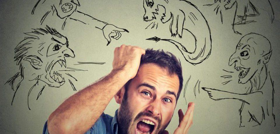 منشاء صداهای اسکیزوفرنی، منطقهی خاصی از مغز است.