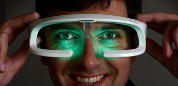 ساخت عینکهایی برای برطرف کردن بیماریها!