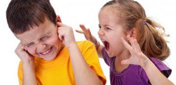 رابطه افسردگی و پرخاشگری در کودکان