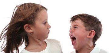 دلایل پرخاشگری کودکان