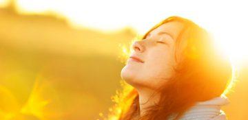 تاثیر نور خورشید بر بهداشت روانی افراد