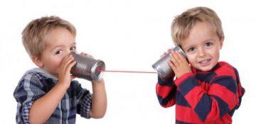 کودکانی که دیر زبان باز میکنند