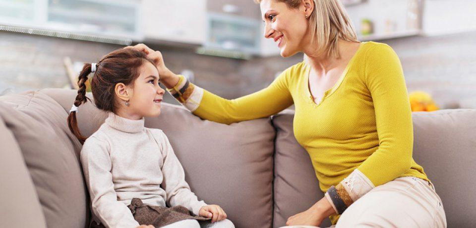 راه های مناسب برای رفتار بهتر کودک