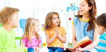 درمان مشکلات کودکی با قصه درمانی