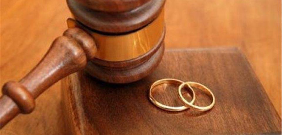 ۸۵ درصد طلاقها مربوط به افراد کمتر از ۴۰ سال