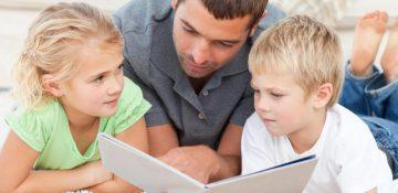 داستان خواندن برای کودکان مهارتهای اجتماعی آنها را افزایش میدهد