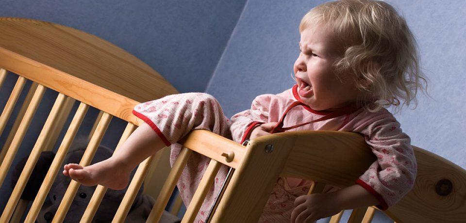 علت جیغزدن کودکان در خواب چیست؟