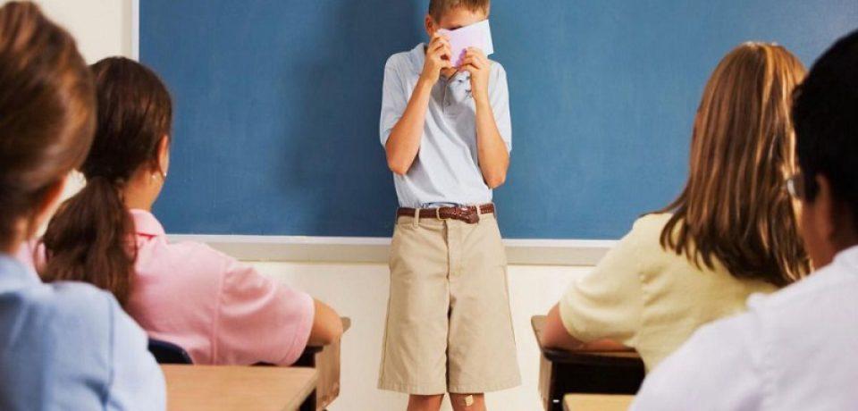 با فرزندان خجالتی خود چه کنیم؟