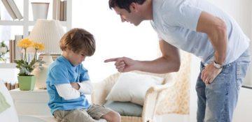 کودک خود را چگونه تنبیه کنید؟
