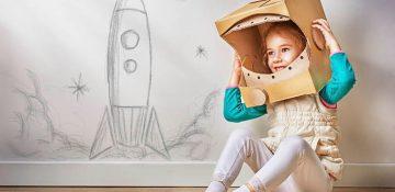 بهترین روش ایجاد خلاقیت در کودکان